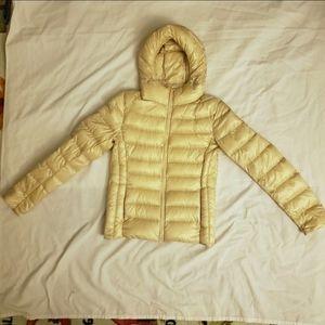 Uniqlo Ultra Light Down Parka Jacket with Hood
